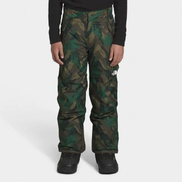 The North Face Boys Freedom Insulated Pant 2020-21