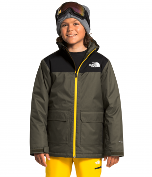 The North Face Freedom Boys Insulated Jacket 2020-21