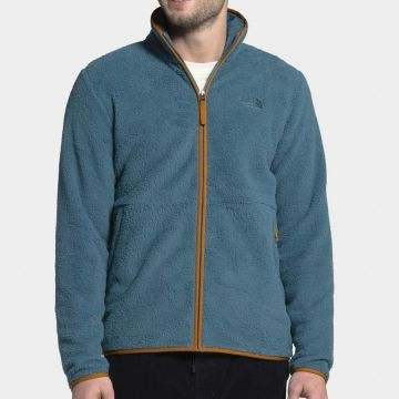 The North Face Mens Dunraven Sherpa Full Zip 2020-21